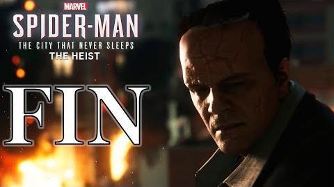 Spider-Man The Heist Gameplay en Español Latino FINAL Parte 5 - No Comentado (PS4 Pro)