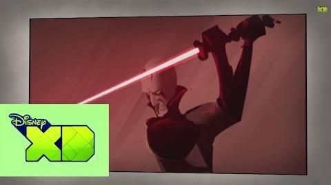 Star Wars Rebels El Inquisidor