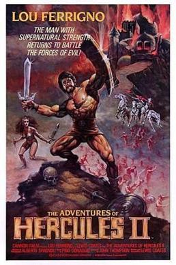 Hércules II: las aventuras de Hércules