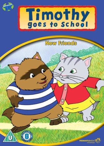 Timothy va a la escuela