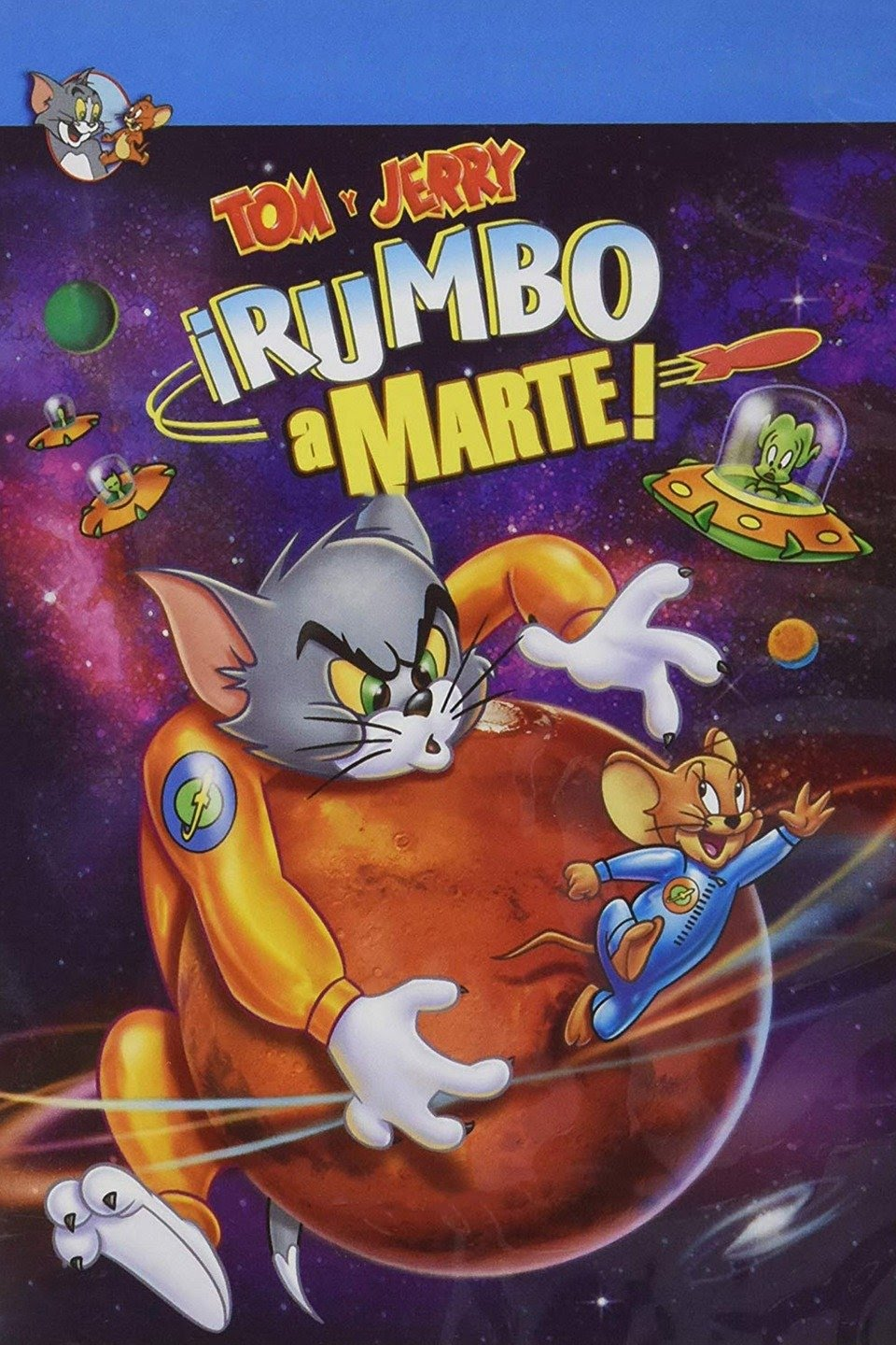 Tom y Jerry: Rumbo a Marte