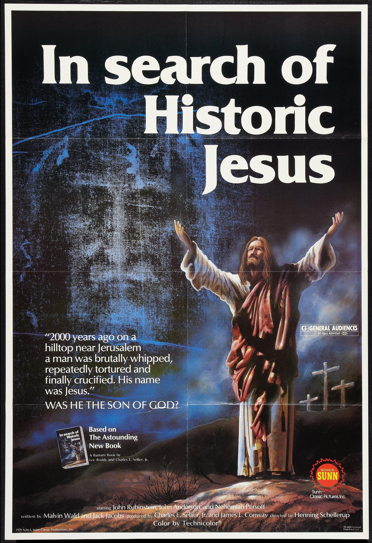 A la búsqueda del Jesús histórico