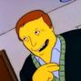 Adam West en Los Simpson
