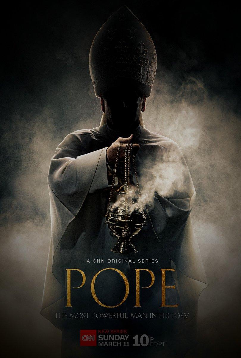El Papa: El hombre más poderoso de la historia