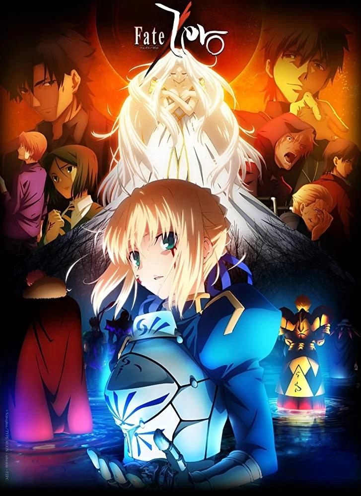 5Blast/Fate/Zero - Doblaje
