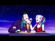 Harley Quinn en Latino Clips Episodio 9 - Groserías, Harley sale con El Guasón