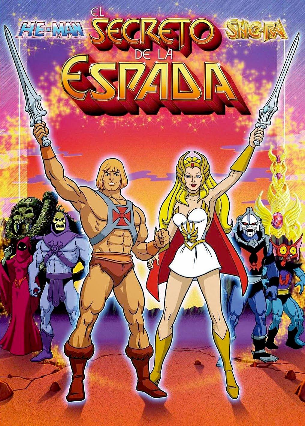 He-Man & She-Ra: El secreto de la espada