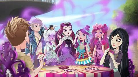 La Magia de Raven Queen Ever After High