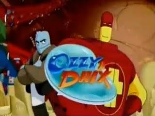 Ozzy y Drix