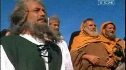 Rey de Reyes (1961) - Doblaje Latino (Sermón del Monte 1)