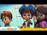 Santiago de los Mares - El tesoro en el cielo - Nick Jr.