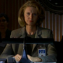 Blythe Danner as Jana Cassidy in The X-Files movie