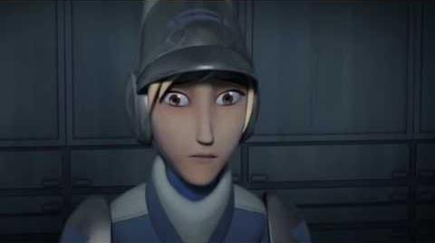 Doblaje Maketh Tua en Star Wars Rebels Valeria Gomez Audio Latino