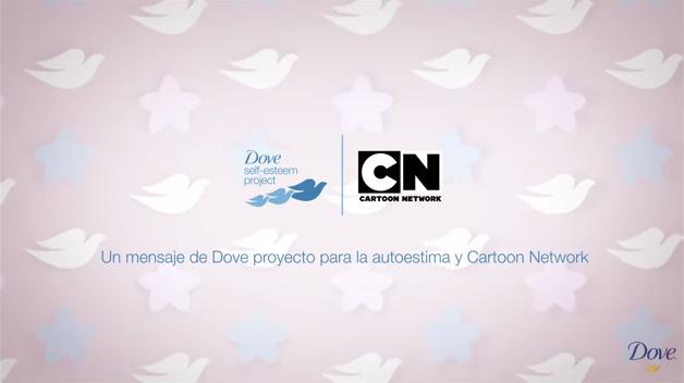 Steven Universe: Proyecto de autoestima de Dove