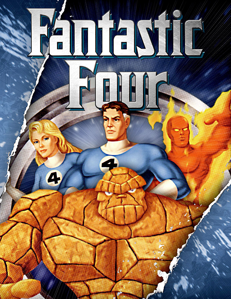 Los Cuatro Fantásticos (serie animada de 1994)