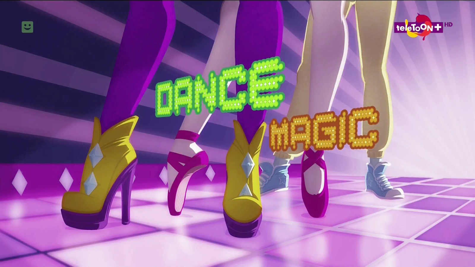 My Little Pony: Equestria Girls: Baile Mágico