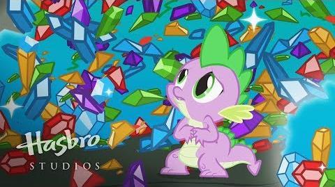 My Little Pony La Magia de la Amistad - Conoce a Spike
