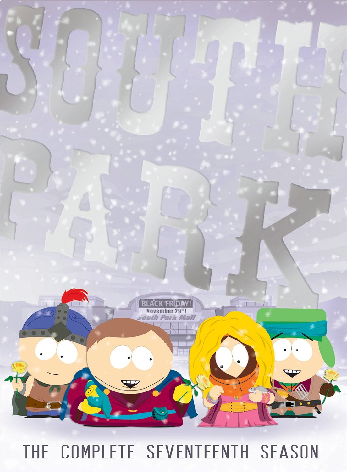 Anexo:17ª temporada de South Park