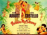 Abbott y Costello: Dos caraduras sin suerte