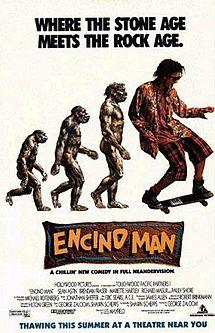 El hombre de Encino