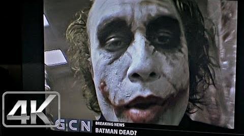 "Joker VideoClip ""El Verdadero Batman"" LATINO The Dark Knight (4k-HD)"