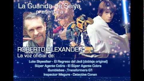 La Guarida de Seiya - Entrevista a Roberto Alexander 4 5