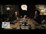 La Masacre de Texas (1974) - La escena de la cena - Español latino