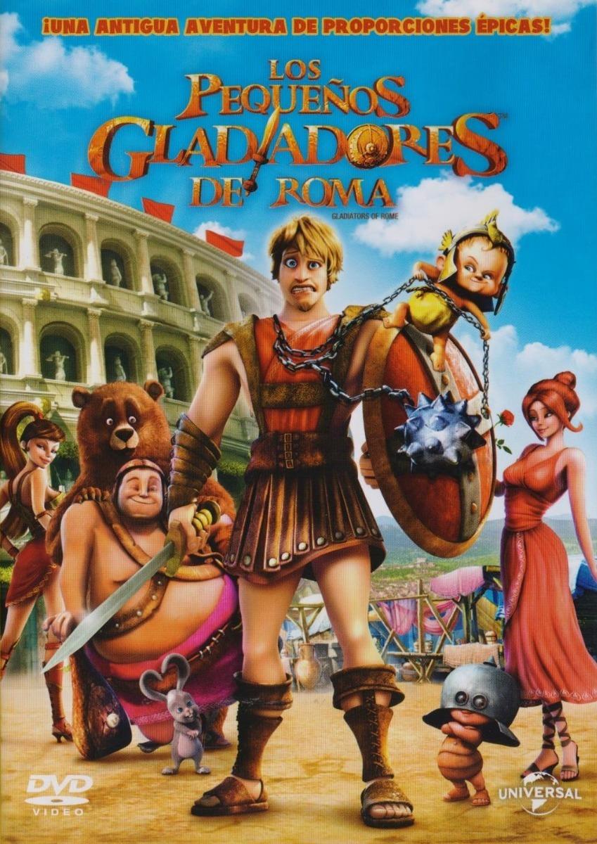 Los pequeños gladiadores de Roma