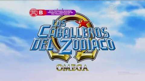 Los Caballeros del Zodiaco Omega Opening 4 Español Latino Oficial
