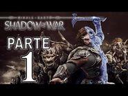 Middle-Earth- Shadow of War - Gameplay en Español latino - Parte 1 - No Comentado (PC Ultra)