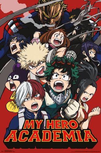 Alexdjhouse/Propuesta de doblaje: My Hero Academia