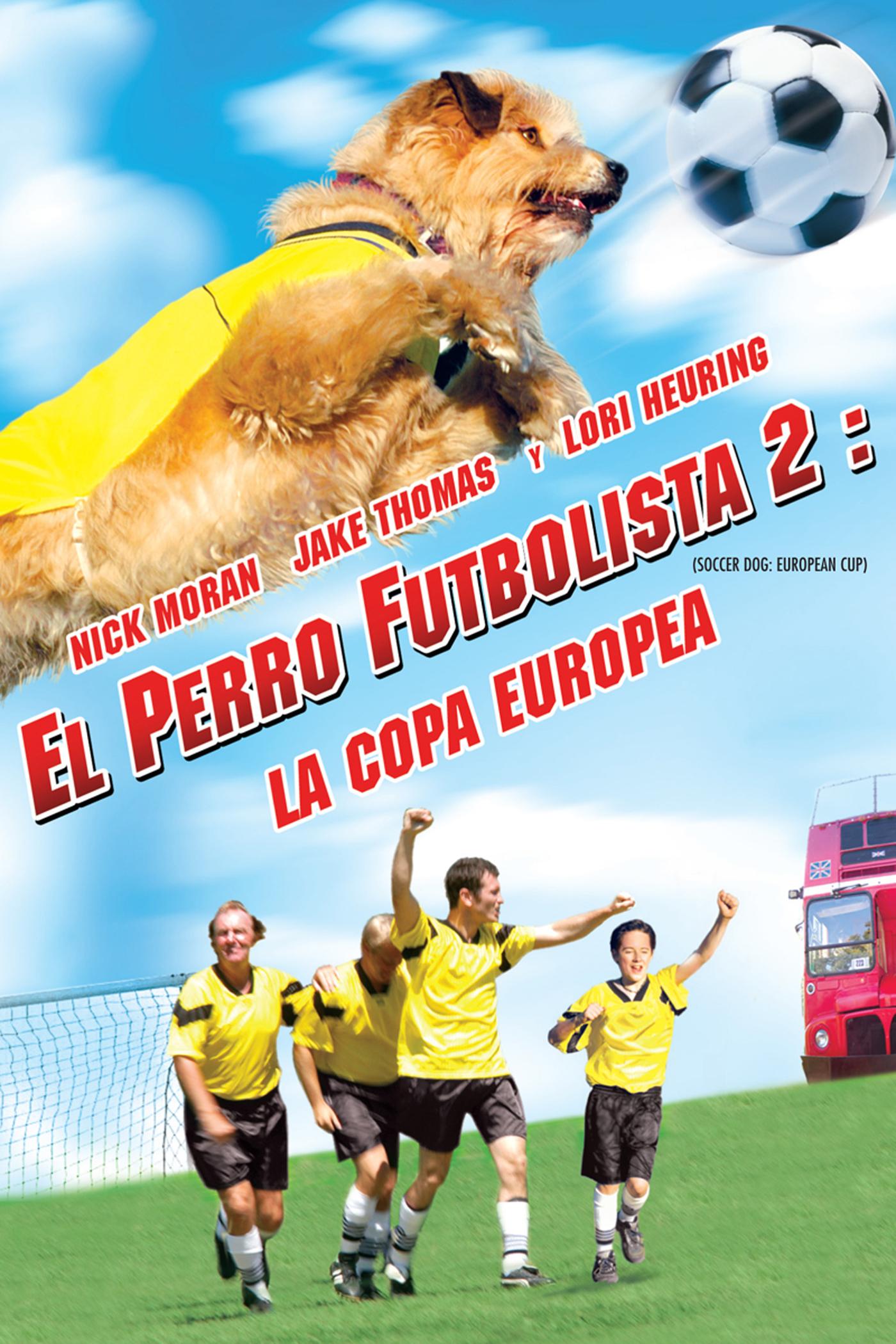 El perro futbolista: la copa europea