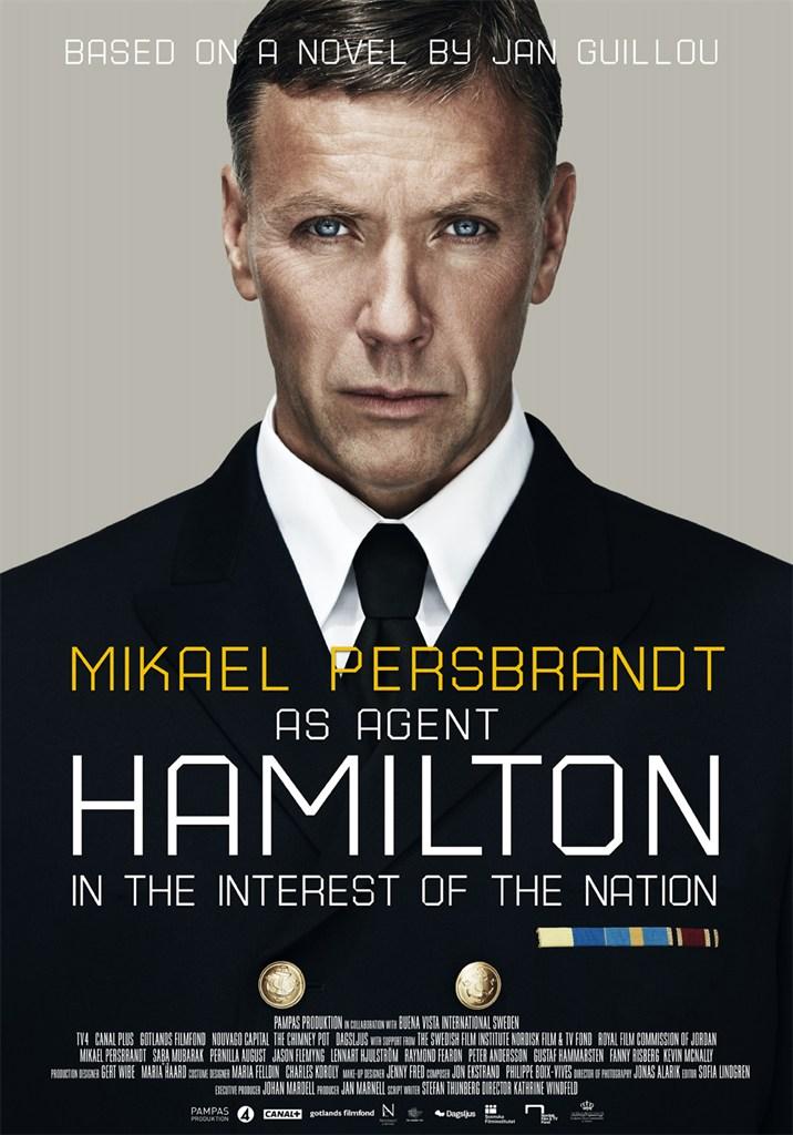 Agente Hamilton: En el interés de la Nación