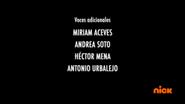 Creditos de doblaje Rise of the TMNT (Episodio 4, 2)
