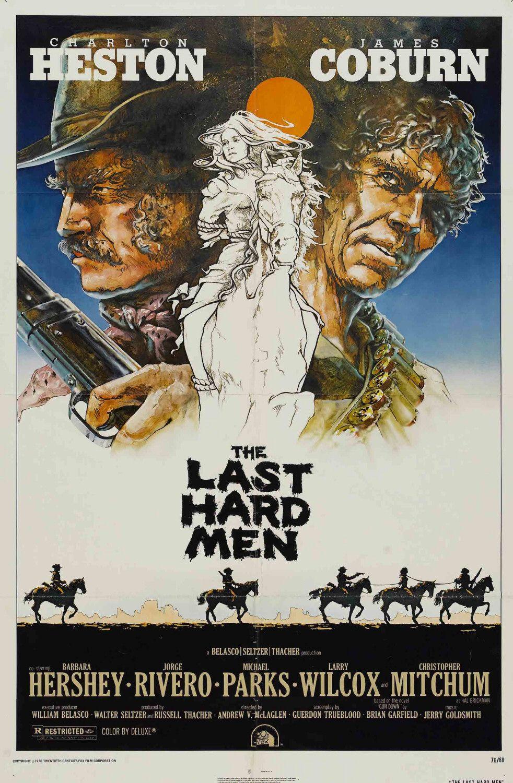 Los últimos hombres rudos