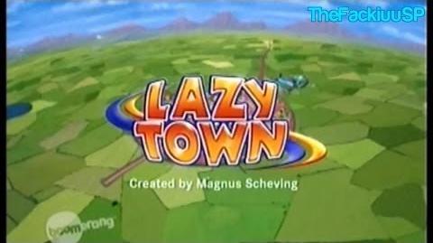 Lazy Town - Opening 1 - Doblaje Latino (Venezuela)