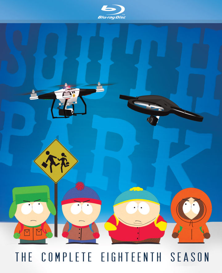 Anexo:18ª temporada de South Park