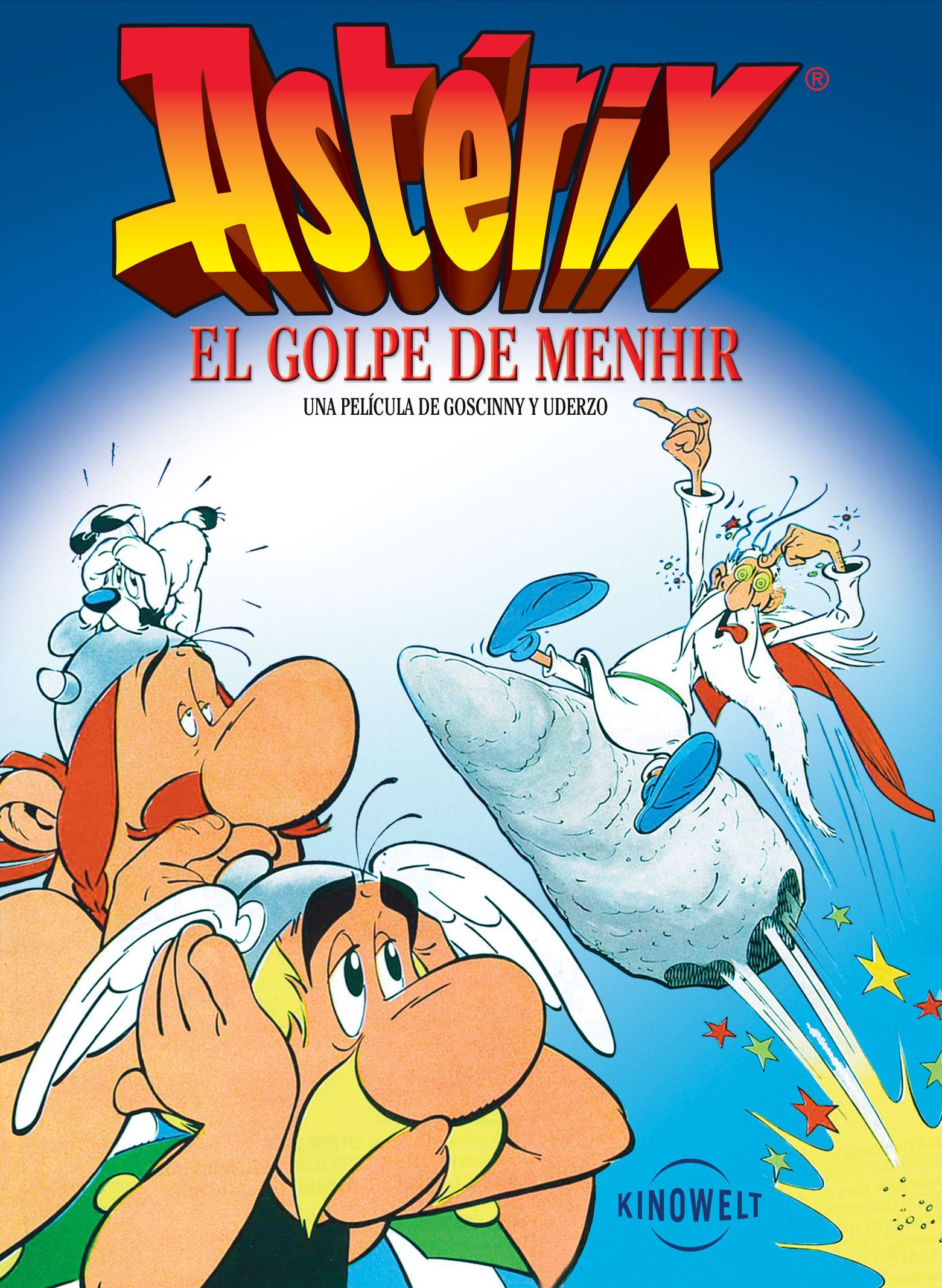 Astérix y el golpe de menhir