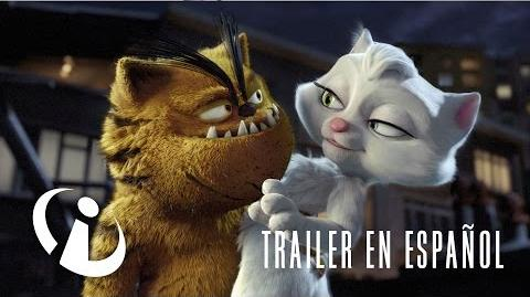 BAD CAT Trailer oficial en español-2
