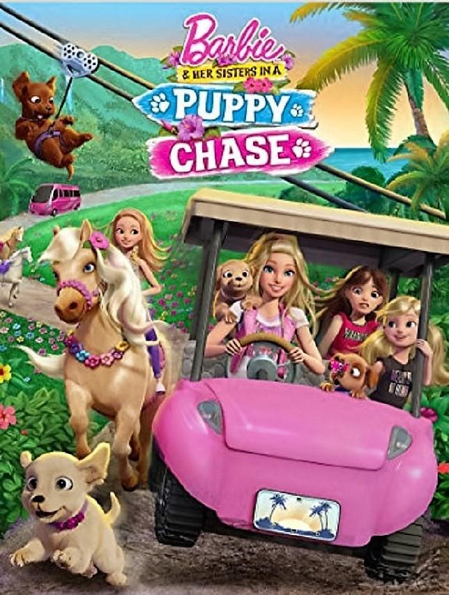 Barbie y sus hermanas: En la búsqueda de perritos