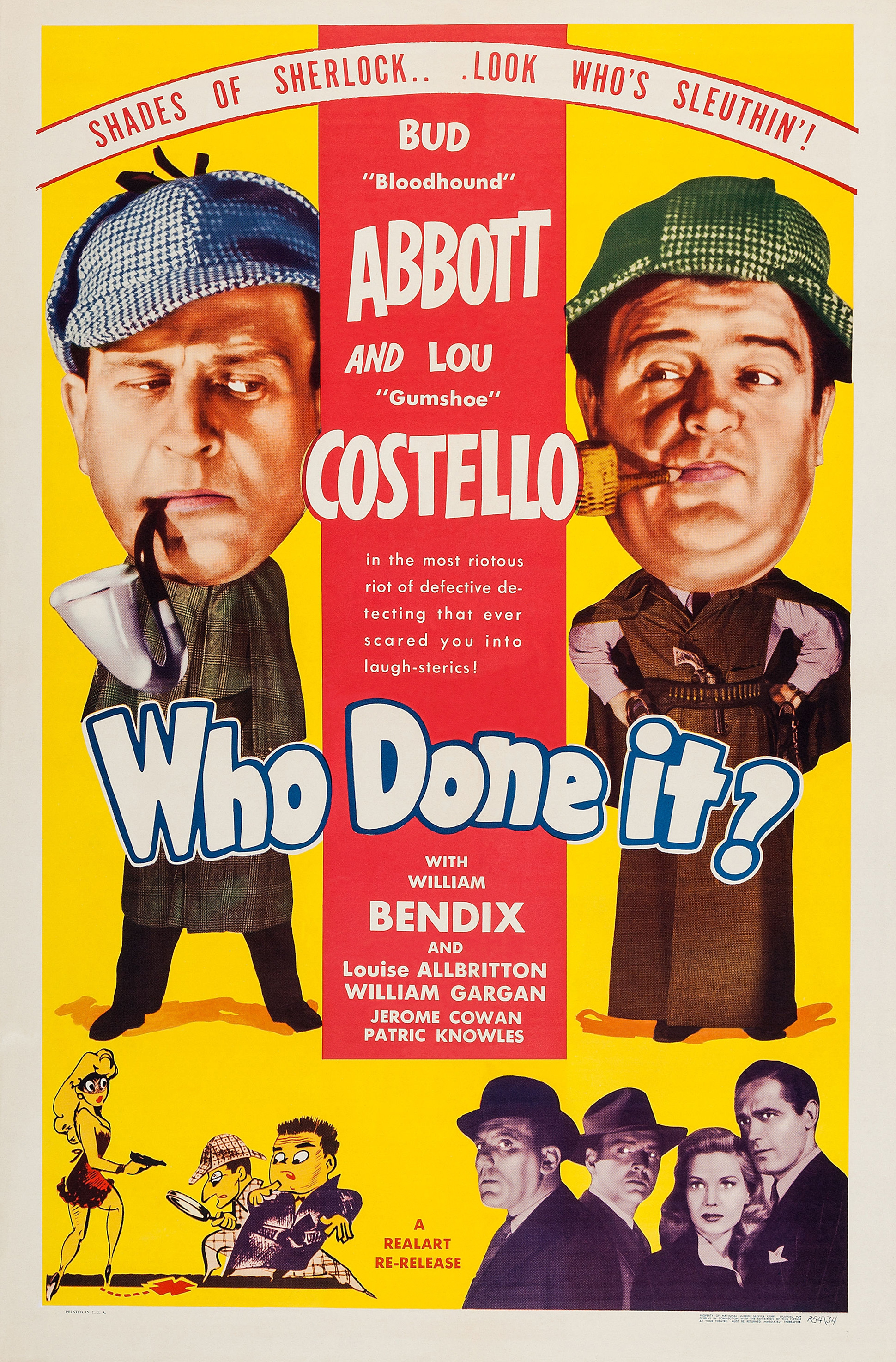 Abbott y Costello: ¿Quién mató a quién?