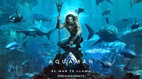 AquaMan (2018) 🔱 Tráiler Doblado Español Latino -Oficial- DCEU