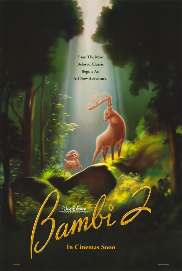 Bambi 2: El Gran Príncipe del bosque