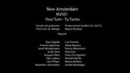Créditos doblaje New Amsterdam (temp. 2 ep. 1)