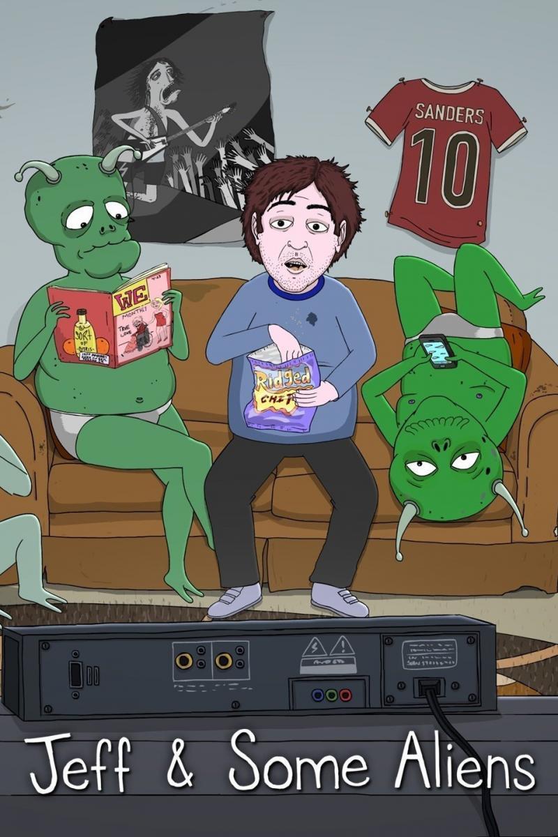 Jeff y los aliens