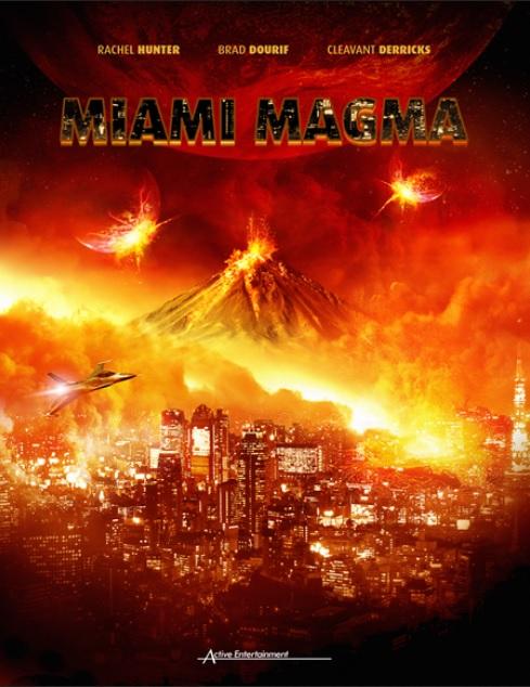 Erupción en Miami