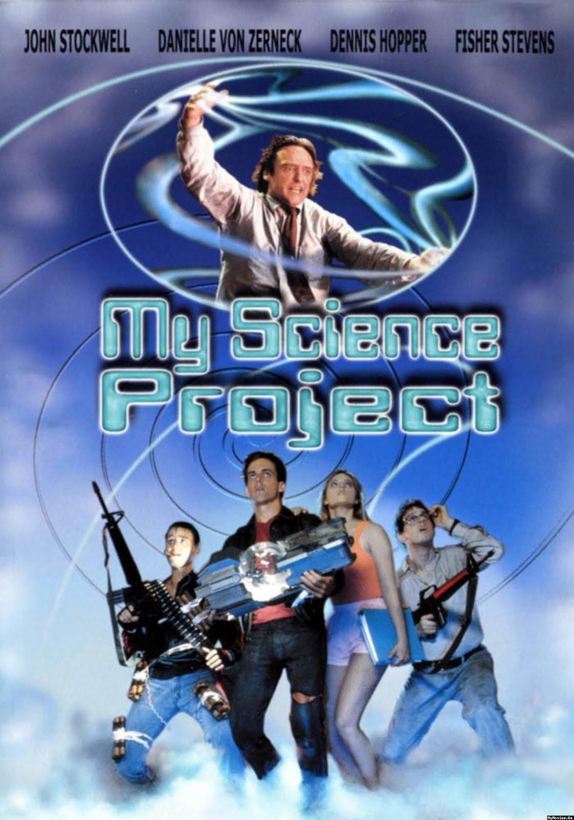 Mi proyecto científico