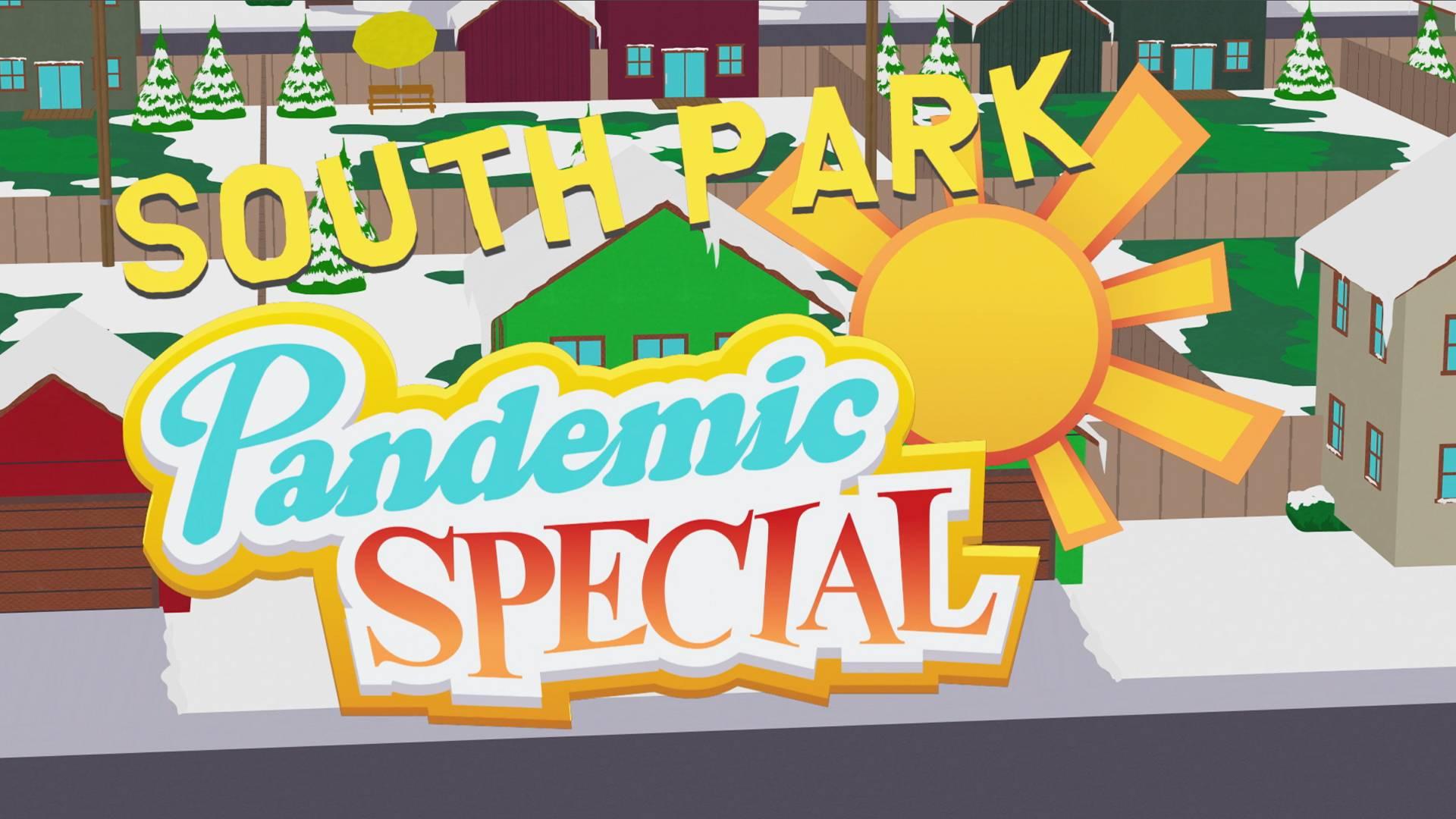 South Park: Episodio especial de pandemia