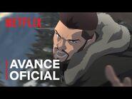 The Witcher- La pesadilla del lobo - Avance oficial - Netflix
