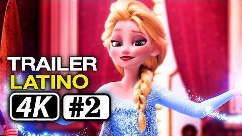 Trailer 2 en Español LATINO RALPH 2 EL DEMOLEDOR Rompe Internet ULTRA HD 4K Ralph 2 WiFi-0